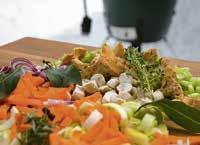 Doppelrezept für Hase mit Cranberries, Pilzen und Spätzle