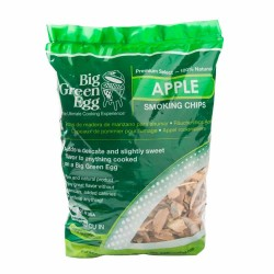 Apfel Holzchips