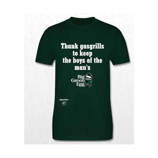 T-Shirt Thank Gasgrills