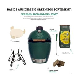 Starterpaket Katalog Big Green Egg XXLarge