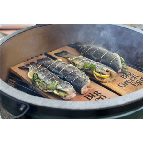 Big Green Egg Grillkurs Medium Fisch & Meeresfrüchte