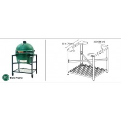 Big Green Egg Nest System Modul 2X-Large