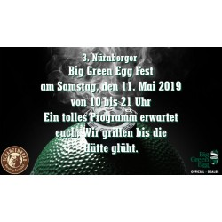 3. Nürnberger Big Green EGG 2019