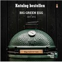 Big Green Egg Katalog 2020
