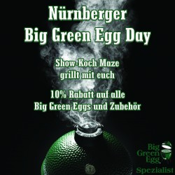 Nürnberger Big Green EGG Day 2019
