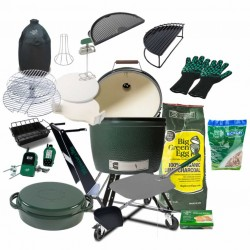 Komplettrpaket Big Green Egg XXLarge Übersicht
