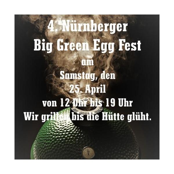 4. Nürnberger Big Green EGG 2019