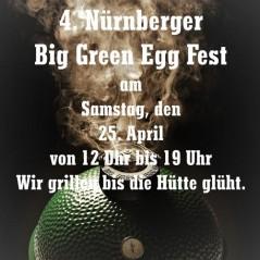 4. Nürnberger Big Green EGG Fest 2020