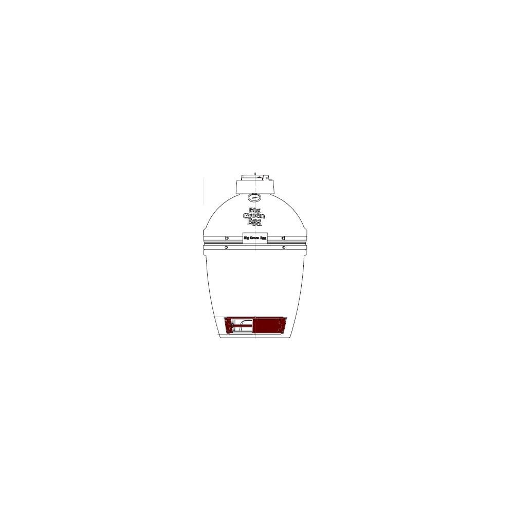 Zuluftventil mit Funkenschutz Small Minimax Mini