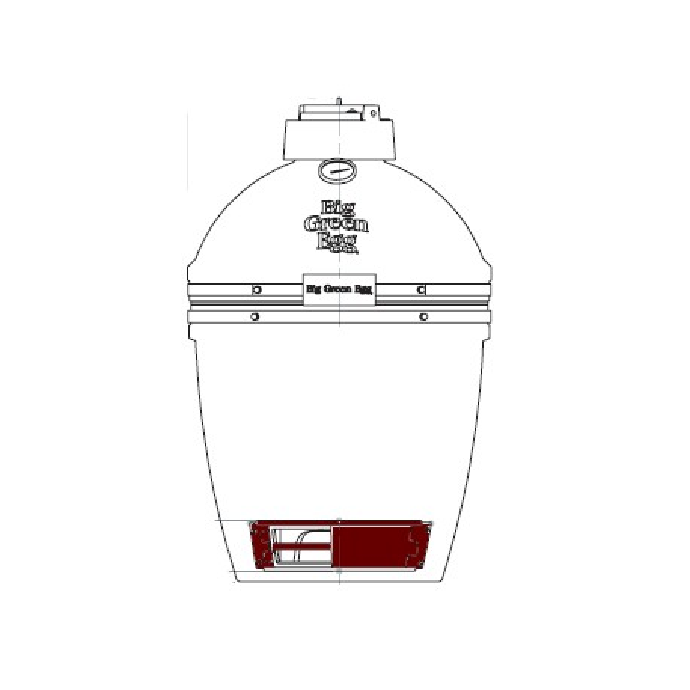 Funkenschutz für Zuluftventil Small MiniMax Mini