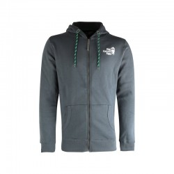 Big Green Egg Hoodie mit Zipper