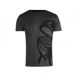 T-Shirt mit Big Green Egg