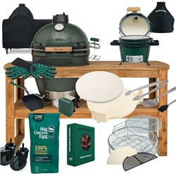 Komplettpaket Big Green Egg Large Gourmet