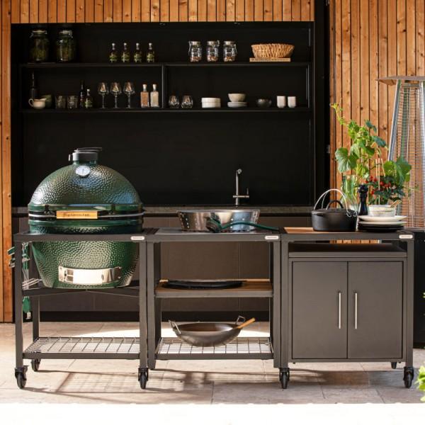 XLarge Outdoorküche mit Schrank