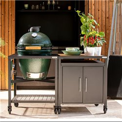 Komplettpaket Big Green Egg Large Modul Schrank