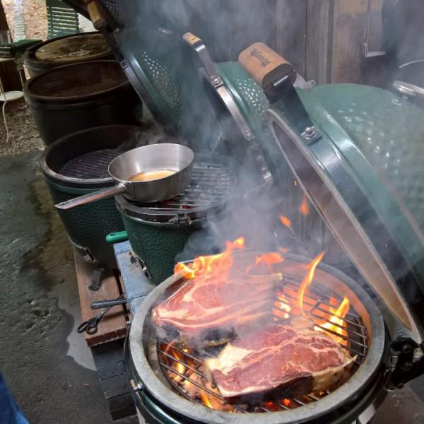 Grillkurs Steaktasting 15.Mai 2021