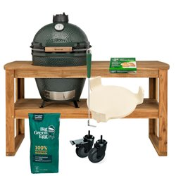 Komplettpaket Big Green Egg Large Start
