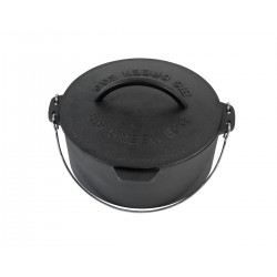 Big Green Egg Dutch Oven, Gusskochtopf