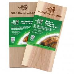 Grillplanken Erlenholz Wooden Grilling Planks