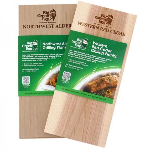 Grillplanken Zedernholz