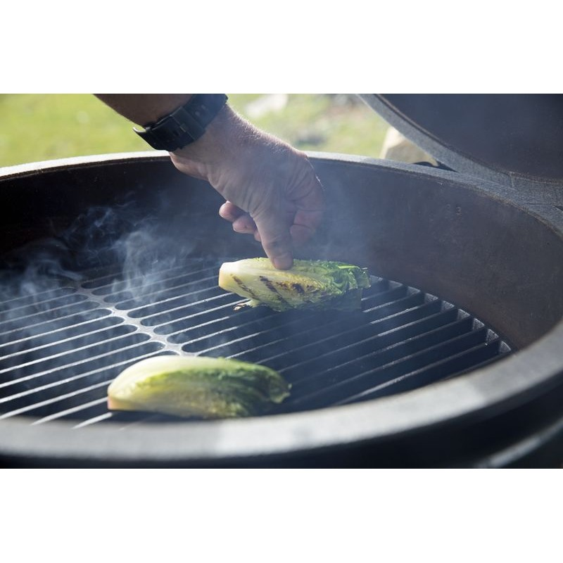 Halber Gussgrillrost Fur Xlarge Big Green Egg