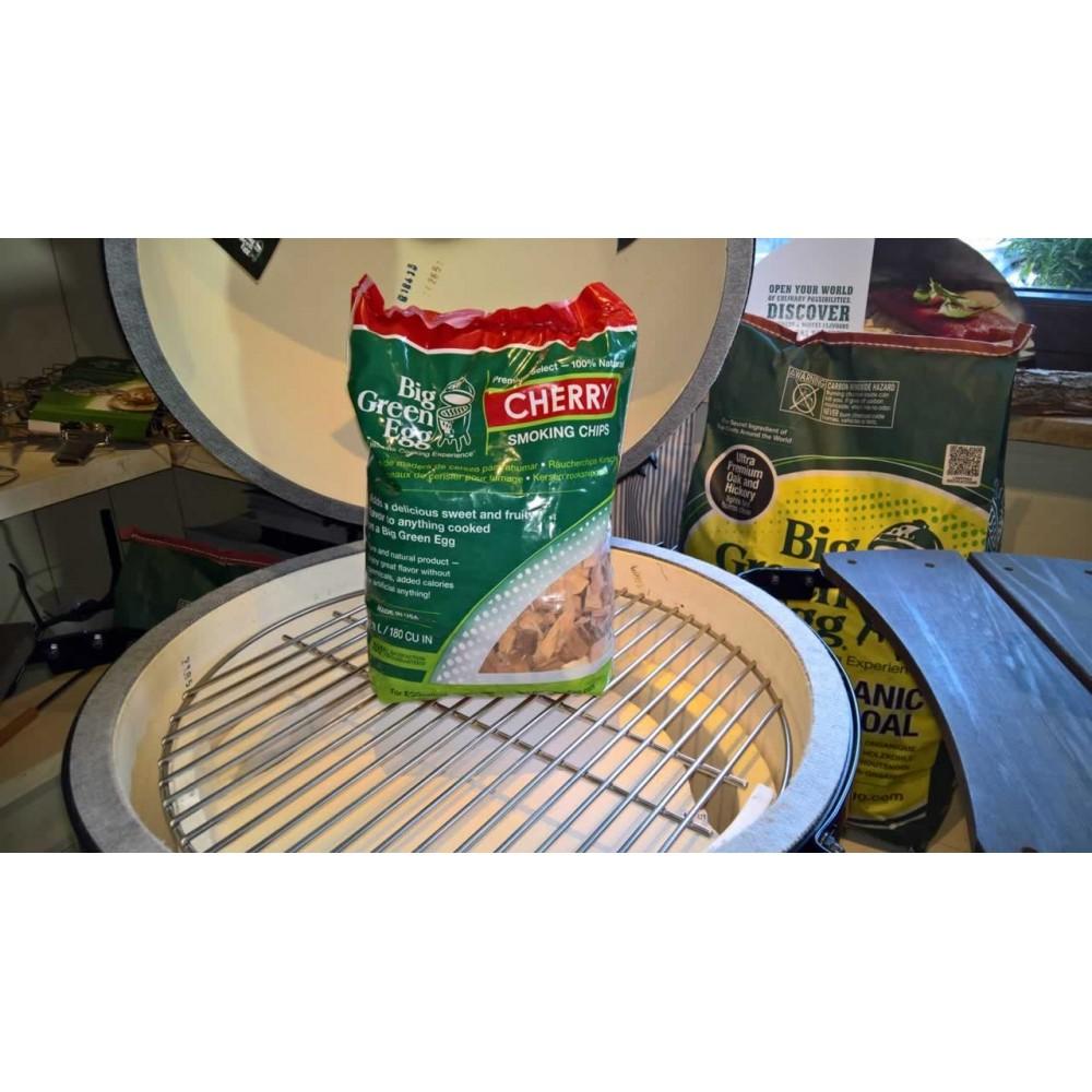 Kirsch Holz Chips zum Räuchern