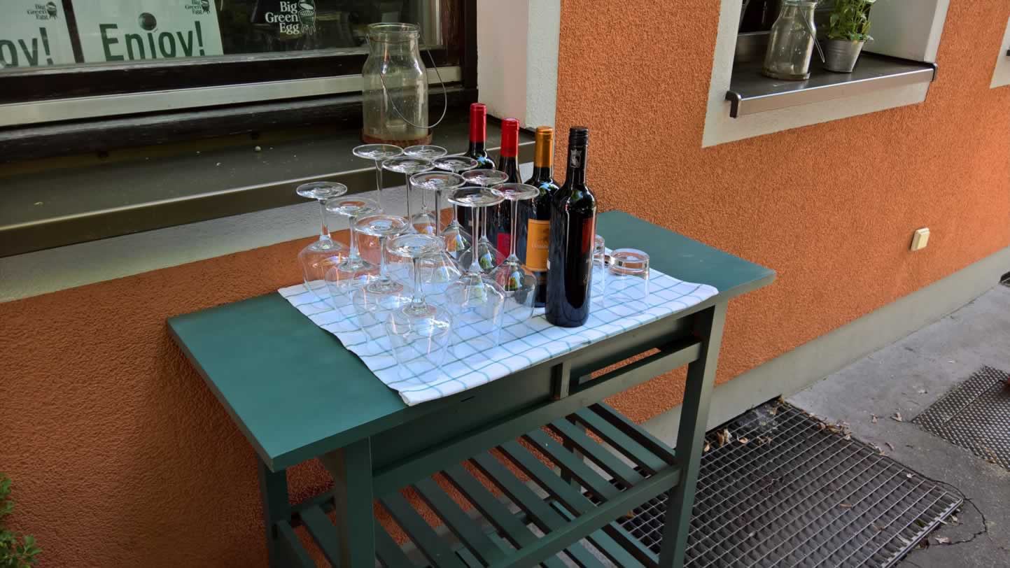 Der Weintisch