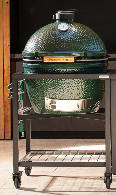 Big Green Egg Large im Modularen Nest System