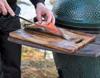 Finnische Fischsuppe mit geräucherter Bachforelle