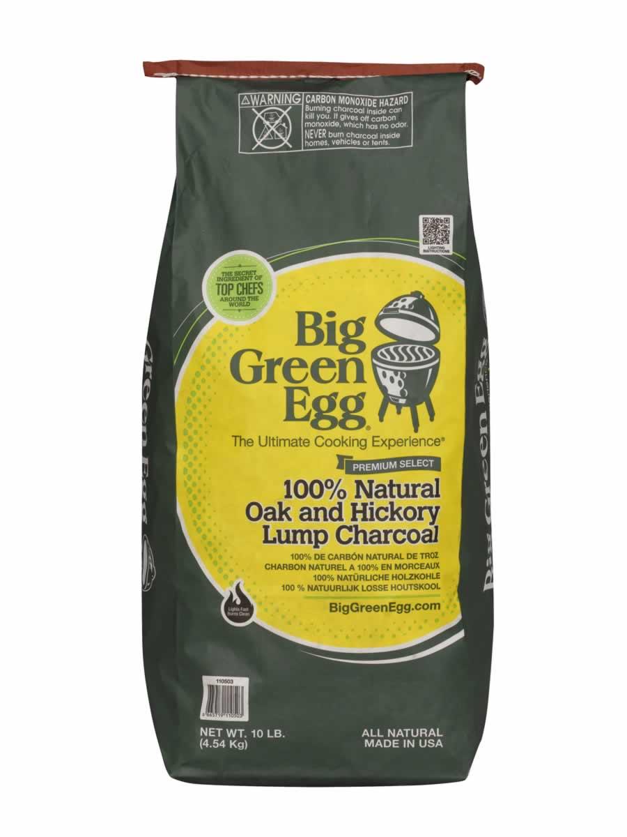 Big Green Egg Holzkohle