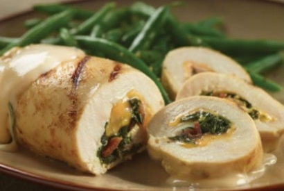Country Chicken Saltimbocca