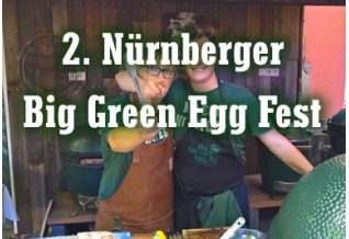 2. Nürnberger Big Green Egg Fest